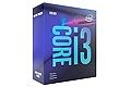 Intel Core i3-9100F 3.6GHz box
