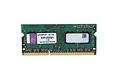 Kingston 4 GB SO-DIMM DDR3 1333 MHz (KVR13S9S8/4)